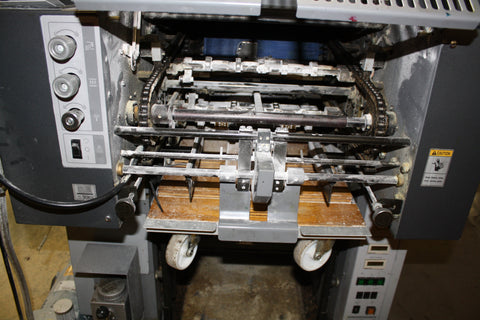 Picture of AB DIck 4 Color Printing Press