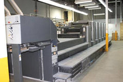 Heidelberg  CD 102-5 COLORS+LX, YEAR 2002