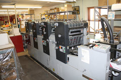 AB DIck 4 Color Printing Press