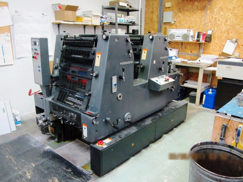 Picture of 1998 Heidelberg GTO-Z 52 -2 Two Color
