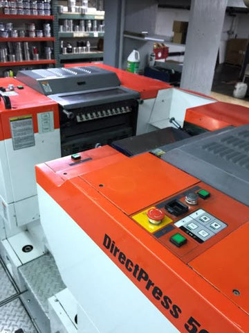 Picture of Kodak DI 5634  - KPG Direct Press Model 5634 Di