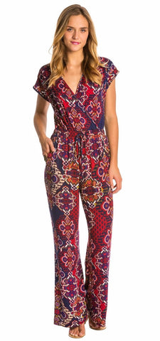 Tapestry Jumpsuit