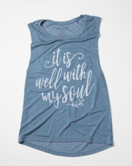 It Is Well With My Soul - Women's Tank