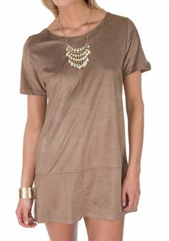 IVY SHIFT DRESS/ TUNIC