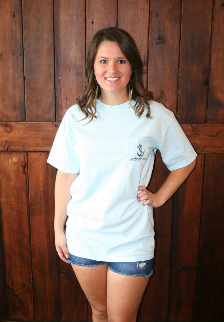 ANCHOR SHORT SLEEVE