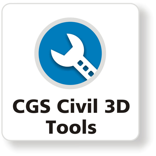 CGS Civil 3D Tools - Single User