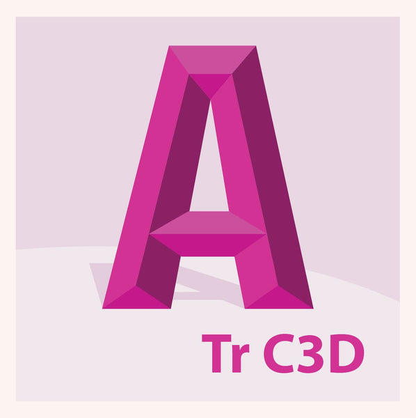Civil 3D 3 Day New User Training Course Staines 19th - 21st September