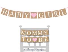 Rustic Baby Shower Collection