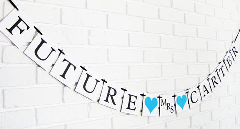 Future Mrs Banner - Celebrating Together