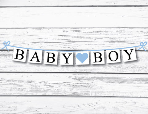 banners tagged baby boy decorations celebrating together