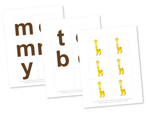 DIY giraffe mommy to be banner printable - Celebrating Together