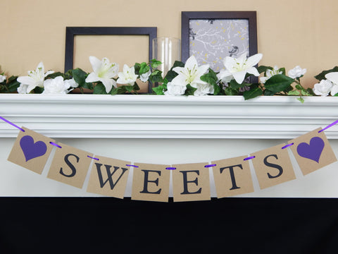 Sweets Banner - Celebrating Together