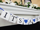 It's A Boy Banner - Celebrating Together