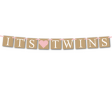girl twins baby shower decoration - Celebrating Together