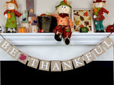 rustic be thankful banner - Celebrating Together