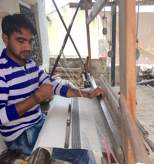 Khadi Weavers