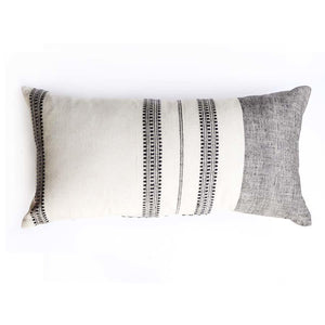 Malana Organic Cotton Lumbar Pillow