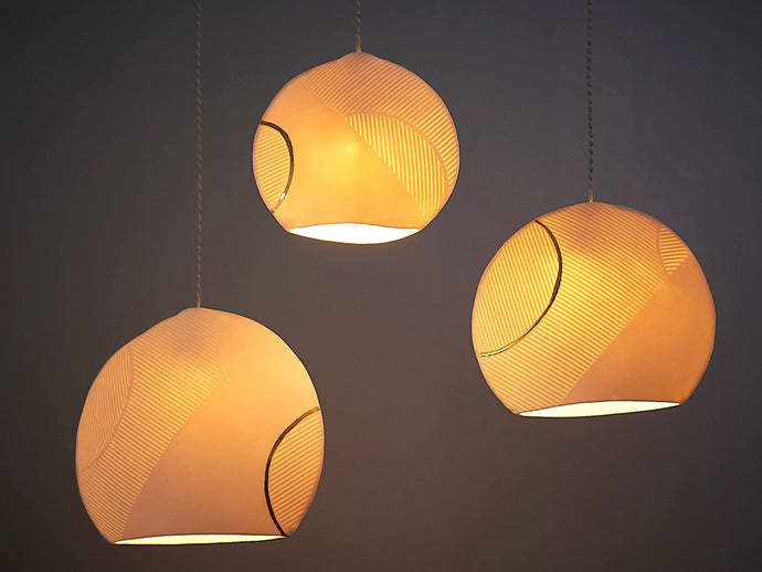 Sphere Ceramic Pendant Lights