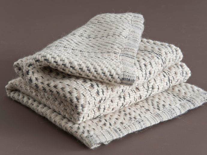 Thick Baby Alpaca Throw Blanket - Ticara