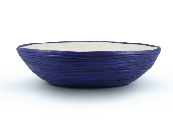 Navy Blue Azul Bowl