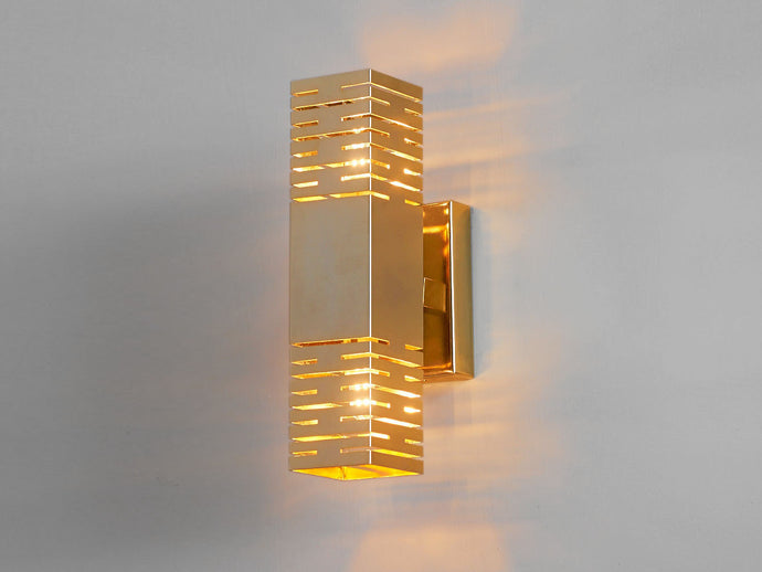 Modern Gold Wall Sconce