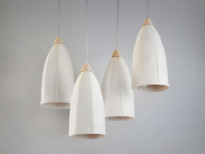 Chic Ceramic Cone Pendant Lights