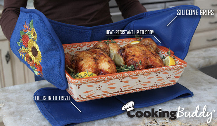 Cooking Buddy® by Campanelli Products™ - LIMITED Seasonal Editions