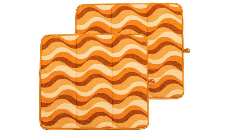 2pc. Microfiber Drying Mats by Campanelli Products™