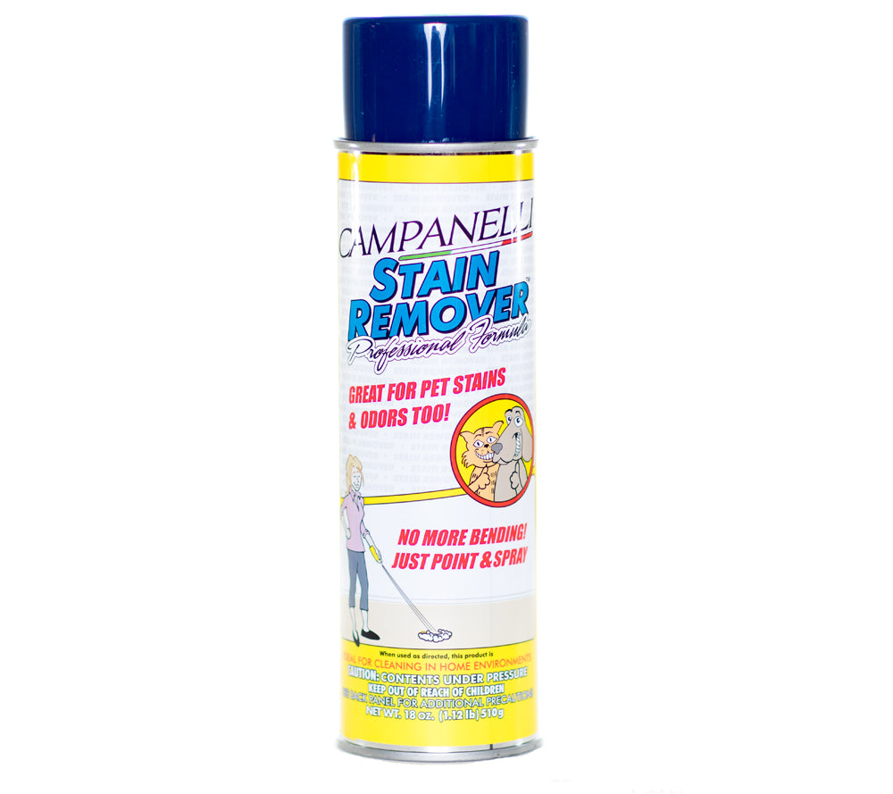 Professional Formula Stain Remover by Campanelli Products™ - [18oz Aerosol]