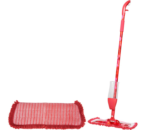 QuickMop™ Spray Mop with 2 Microfiber Pads by Campanelli Products