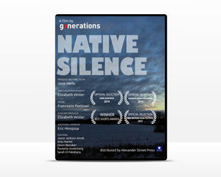 Native Silence DVD
