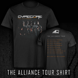 """The Alliance"" - Tourshirt 2118"