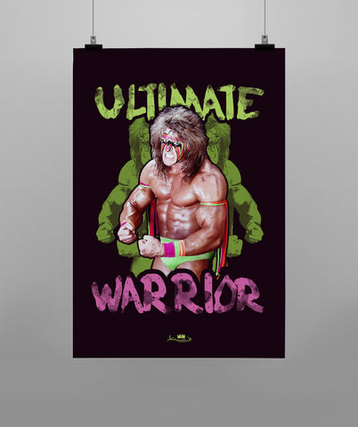 Ultimate Warrior - WWE