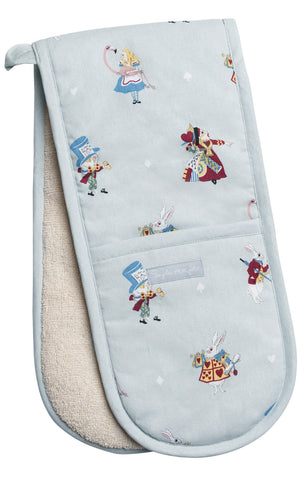 Oven Glove - Alice in Wonderland