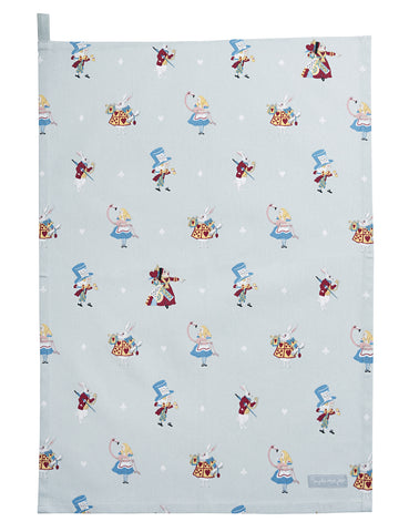 Tea Towel - Alice in Wonderland