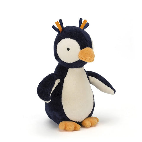 Arctic Penguin Rattle