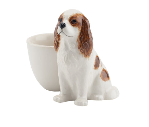 Cavalier King Charles Spaniel Egg Cup