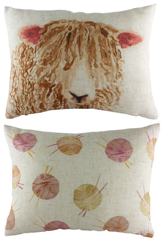 Norma Sheep Cushion