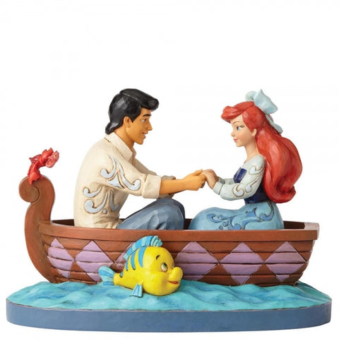 Ariel & Prince Eric - Waiting For A Kiss