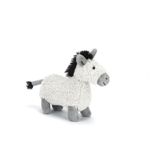 Barn Buddy Donkey Squeaker Toy