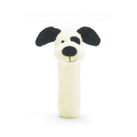 Bashful Puppy Squeaker Toy