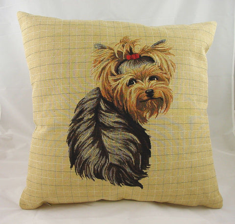 Yorkshire Terrier Cushion