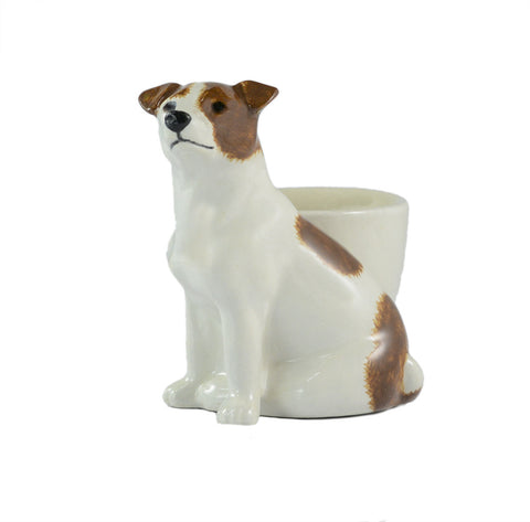 Jack Russell Egg Cup