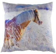 Winter Pony Cushion