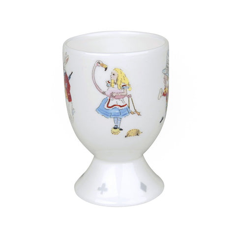 Egg Cup - Alice in Wonderland