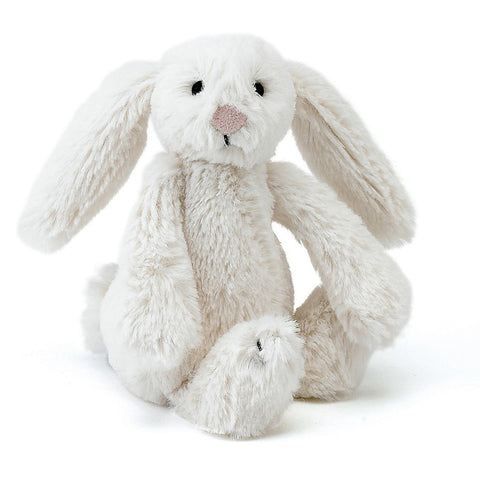 Bashful Cream Bunny - Tiny