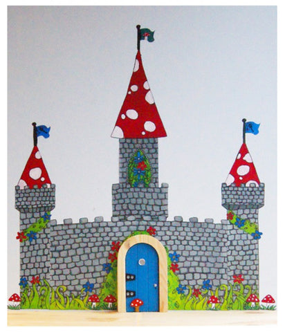 Fairy Door Sticker Set - Castle