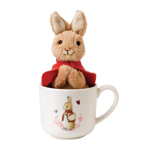 Flopsy Mug & Soft Toy Gift Set