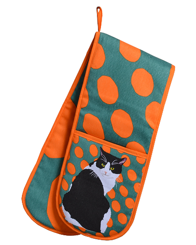 Cat Oven Gloves