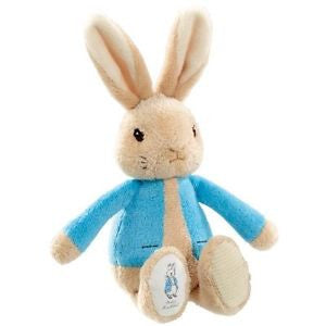 Peter Rabbit Bean Rattles